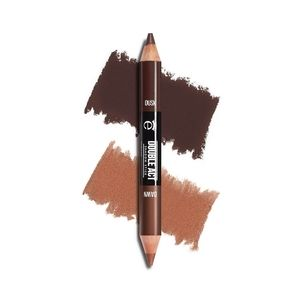 DOUBLE ACT The Dual-Ended Shadow Stick Dusk & Dawn